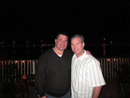 Joe Grippo and Andrew Levy of Wish You Were Here Productions in Tampa, Florida